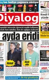 Diyalog Gazetesi - Kıbrıs'ta Haberin Merkezi - 21.06.2018 Manşeti