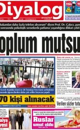 Diyalog Gazetesi - Kıbrıs'ta Haberin Merkezi - 20.06.2021 Manşeti