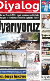 Diyalog Gazetesi - Kıbrıs'ta Haberin Merkezi - 21.06.2021 Manşeti