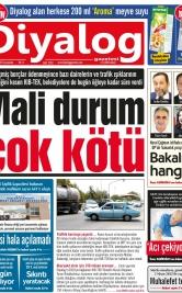 Diyalog Gazetesi - Kıbrıs'ta Haberin Merkezi - 23.06.2021 Manşeti