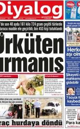 Diyalog Gazetesi - Kıbrıs'ta Haberin Merkezi - 26.07.2021 Manşeti