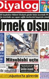 Diyalog Gazetesi - Kıbrıs'ta Haberin Merkezi - 29.07.2021 Manşeti