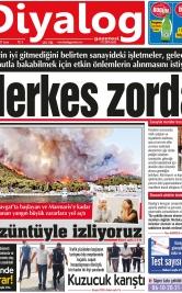 Diyalog Gazetesi - Kıbrıs'ta Haberin Merkezi - 30.07.2021 Manşeti