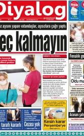 Diyalog Gazetesi - Kıbrıs'ta Haberin Merkezi - 21.09.2021 Manşeti