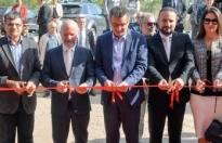 'Cumhuriyet Sergisi' Kıbrıs Sanat Merkezi'nde açıldı