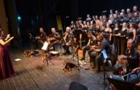LBO Halk Müziği Korosu, başarılı filmlerin müziklerini sanatseverlerin beğenisine sundu