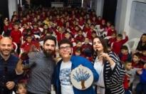Dünya Kukla Günü, Tatlısu İlkokulu öğrencileri ile birlikte kutlandı