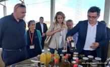 Başbakan Tufan Erhürman, Mehmetçik'te vatandaşlarla buluştu