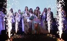 Miss Mediterranean 2018 Güzellik Yarışması'nda  Telma Yadeira, Akdeniz'in en güzel kızı oldu.