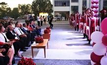 Atatürk Öğretmen Akademisi'nde düzenlenen törende 58 mezuna diplomaları verildi