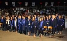 Yakın Doğu Üniversitesi Atatürk Eğitim Fakültesi mezunları diplomalarını aldı