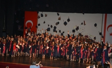 Yakın Doğu Üniversitesi Hukuk Fakültesi Bahar Dönemi Mezuniyet töreni gerçekleştirildi