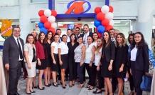 Asbank'ın Gazimağusa şubesi, düzenlenen törenle açıldı