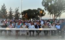 Cihangir'deki etkinliğe yoğun katılım oldu