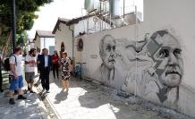 Cumhurbaşkanı Akıncı, Yuka Blend Street Festivalinden övgüyle söz etti