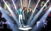 Erol Evgin, Merit Crystal Cove Otel'de unutulmaz bir konser verdi