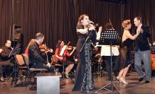 Lefkoşa Belediye Orkestrası, ZAYDER yararına 'Tango Gecesi' düzenledi