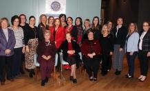 Lefkoşa Sarayönü Inner Wheel Kulübü, 2019 faaliyetlerini görüştü
