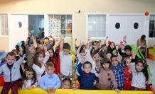 İskele Belediyesi, bölgedeki anaokullarında eğitim gören çocukları sevindirdi