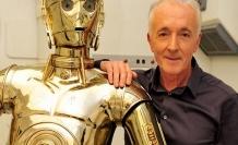 Star Wars'un yıldızı Anthony Daniles adaya geliyor