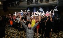 Merit Park Otel yönetici ve çalışanları Dj performansı ile doyasıya eğlendi