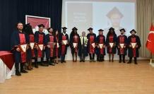 YDÜ Eczacılık Fakültesi 2018-2019 Güz Dönemi Mezuniyet töreni gerçekleştirildi