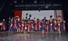 YDÜ Mimarlık Fakültesi Güz Dönemi Mezuniyet Töreni yapıldı