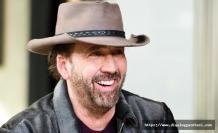 Nicolas Cage, 24 milyon Euro'luk film için Güney Kıbrıs'a gidecek