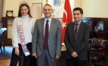 İngiliz güzellik kraliçesi Alisha Cowie, Türkiye'nin tanıtım yüzü olacak