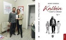 'Kalbin Cennet ve Cehennemi' adlı kitabıyla ilgi toplayan Mehmet Gündoğan, Genç Vizyon'a konuk oldu