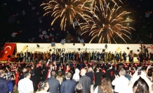 UKÜ'de, 52 farklı ülkeden bin 264 mezun diploma alma ve mezuniyet sevinci yaşadı