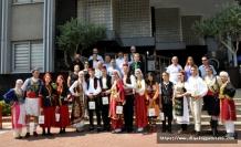 Feslikan Grubu, Nazilli'nin kurtuluş şölenlerine katılarak KKTC'yi temsil etti