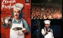 Şener Şen'in 'Zengin Mutfağı' turnesinin son durağı Bodrum oldu