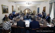 Kriz toplantısı