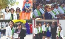 'Lions Engelsiz Parkı' Gazimağusa Özel Eğitim Merkezi'nde hizmete açıldı