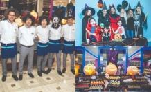 Merit Crystal Cove Otel'de Cadılar Bayramı'na özel organizasyon