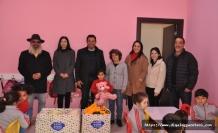 Çatalköy Belediyesinin sosyal sorumluluk projesinin 20 Aralık'ta tamamlandığı bildirildi