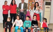 LTB El Ele Çocuk Merkezi'nde yeni yıl etkinliği düzenlendi
