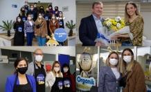 MasterChef'in başarılı yarışmacısı Tanya, Kuzey Kıbrıs Turkcell'i ziyaret etti