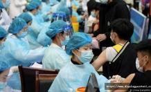 Aşı'da Çin ilk sırada