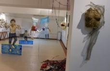 Sanatçıların eserleri EMAA'da sergilendi