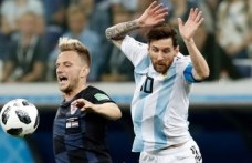 Arjantin, teslim oldu!
