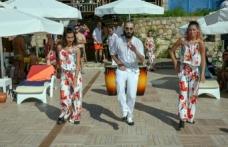 Merit Crystal Otel'de Küba rüzgarı