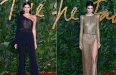 Dört gözle beklenen British Fashion Awards 2018 düzenlendi