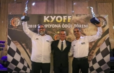 'Offroad Rally-Raid'de kupalar verildi