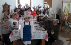 Çatalköy'ü Geliştirme Derneği çocuklara yönelik etkinlik düzenledi