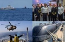 Rum, Yunan, İsrail ve ABD kuvvetleri ortak tatbikat gerçekleştirdi