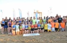 Plajın ilk şampiyonları