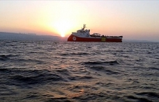 Barbaros Kıbrıs açıklarında