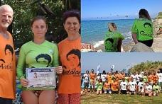 'Başka Ardalar Ölmesin' sloganı ile Uluslararası Kite Surf Etkinliği düzenlendi
